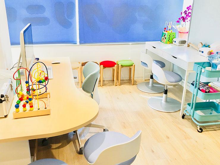 診察室2 処置室 写真
